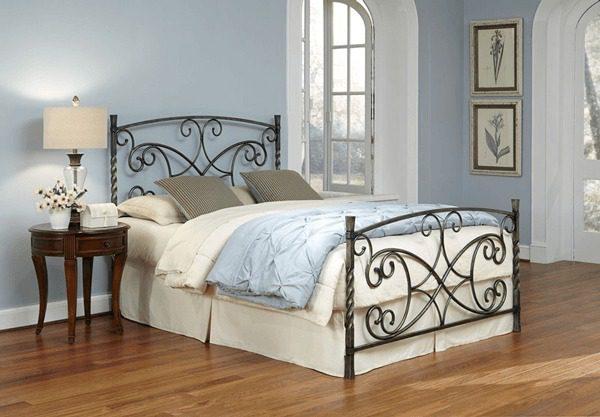 Charisma Bed