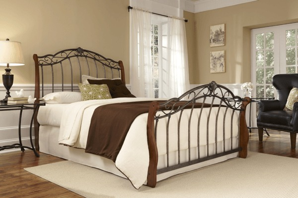 Lucerne Bed