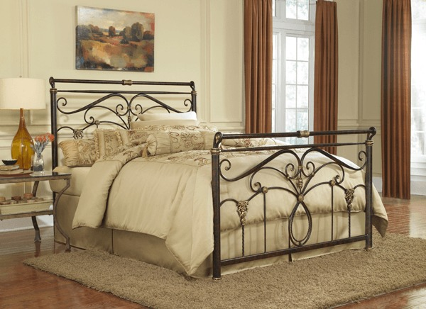 Lucinda Bed