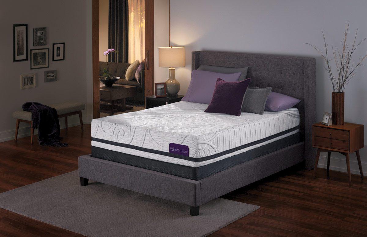 Serta Icomfort Savant Iii Plush Bed Pros Mattress