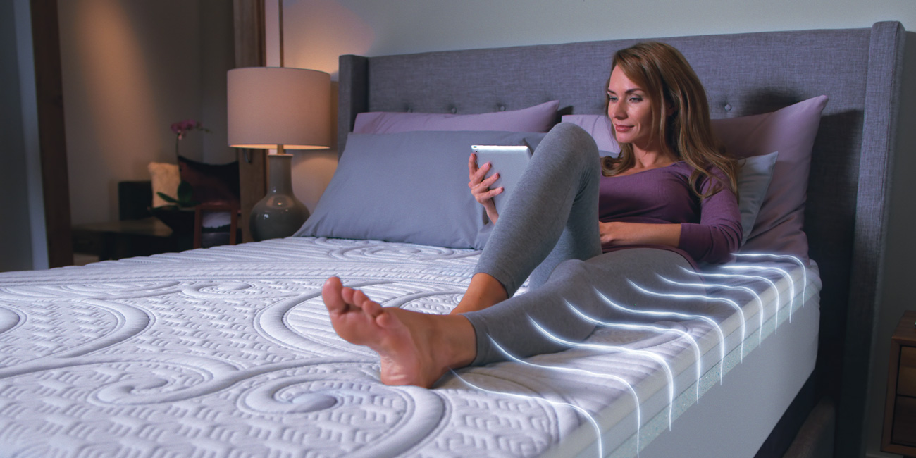 Meet Serta's most advanced sleep system – ever.