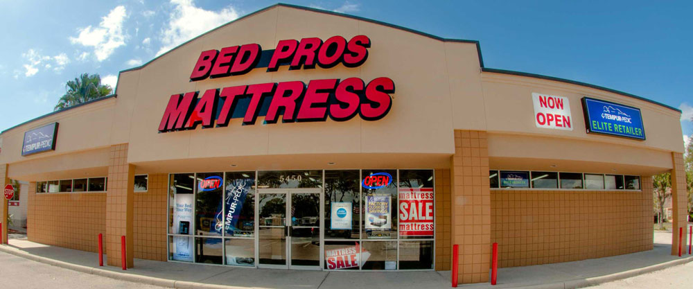 St Petersburg – 4th Street Mattress Store