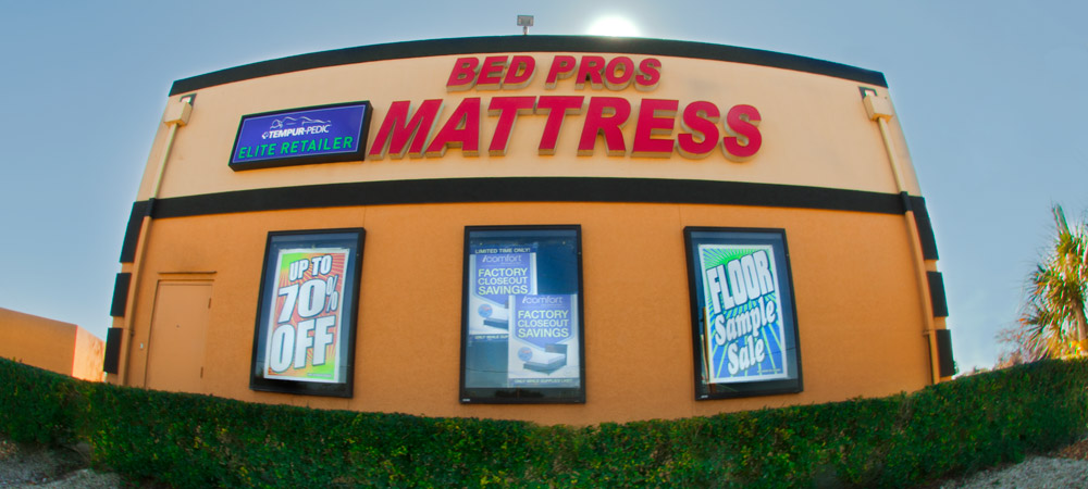 St Petersburg Mattress Store – Tyrone
