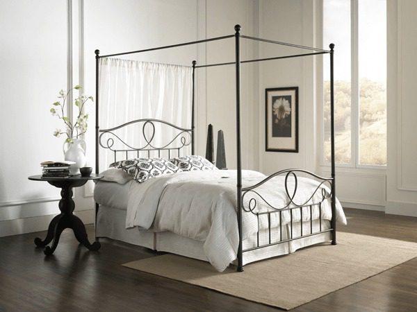 Sylvania Canopy Bed
