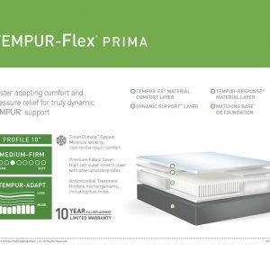 TEMPUR-Flex Prima