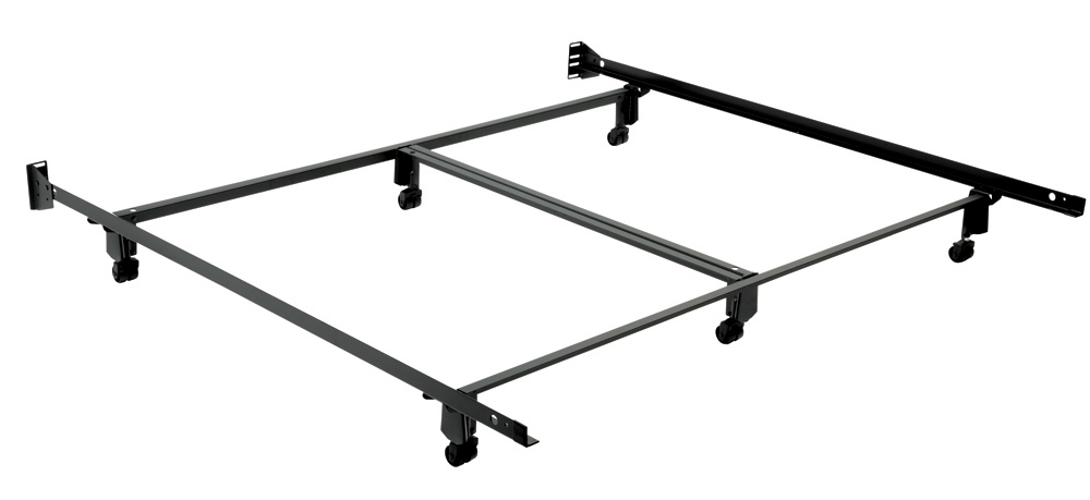 Instamatic Bed Frame with Wheels - Bed Pros Mattress