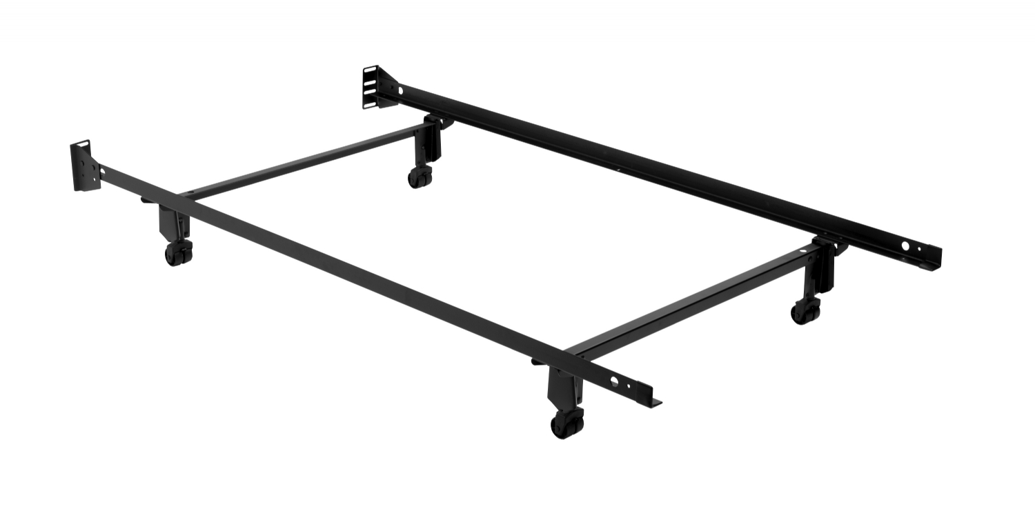 Instamatic Bed Frame With Wheels