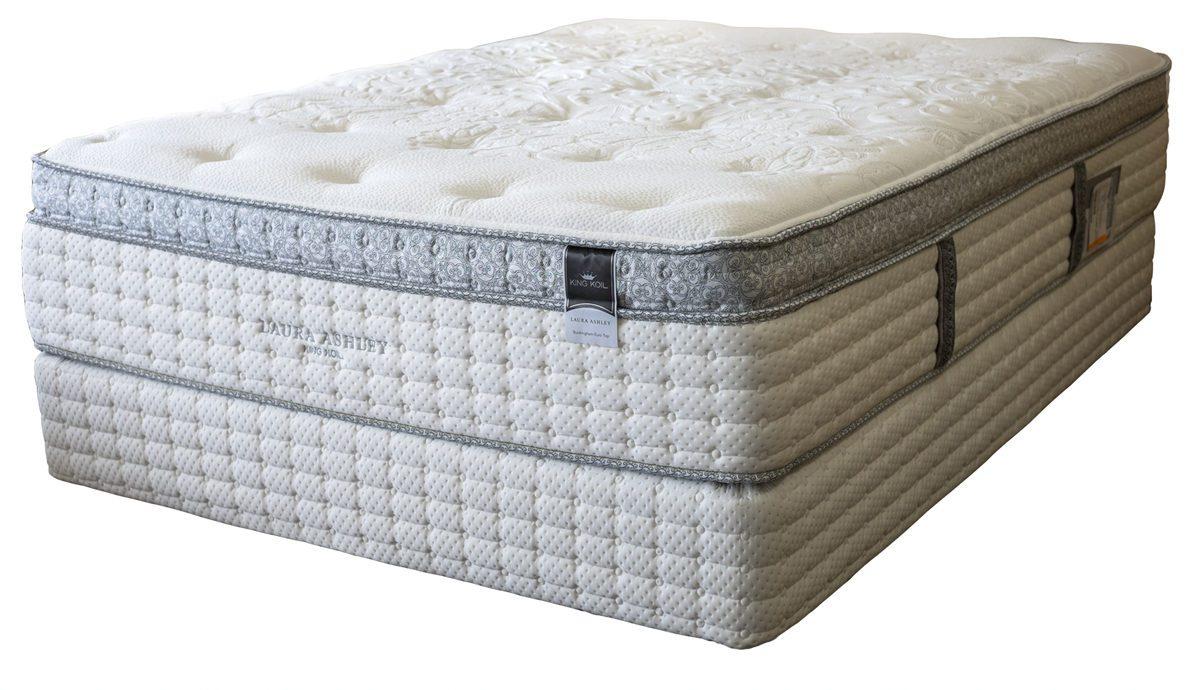 Laura Ashley Buckingham Euro Top Bed
