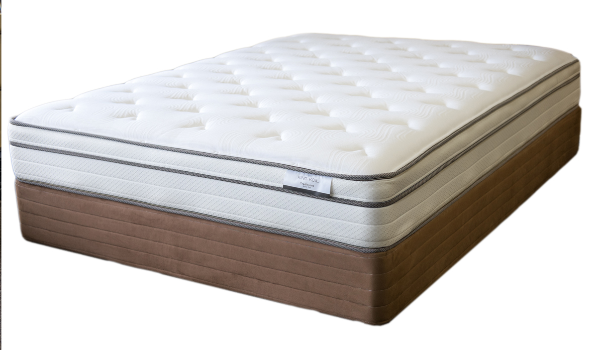Traditions Euro Top Bed Pros Mattress