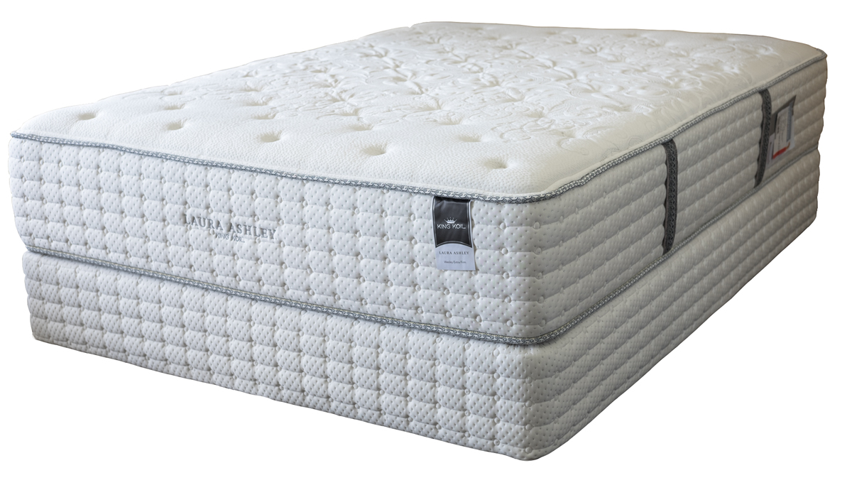 Laura Ashley Wesley Extra Firm ⋆ Bed Pros Mattress