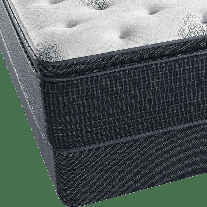 free black hybrid beautyrest mattress luxury mattres spirit queen buy