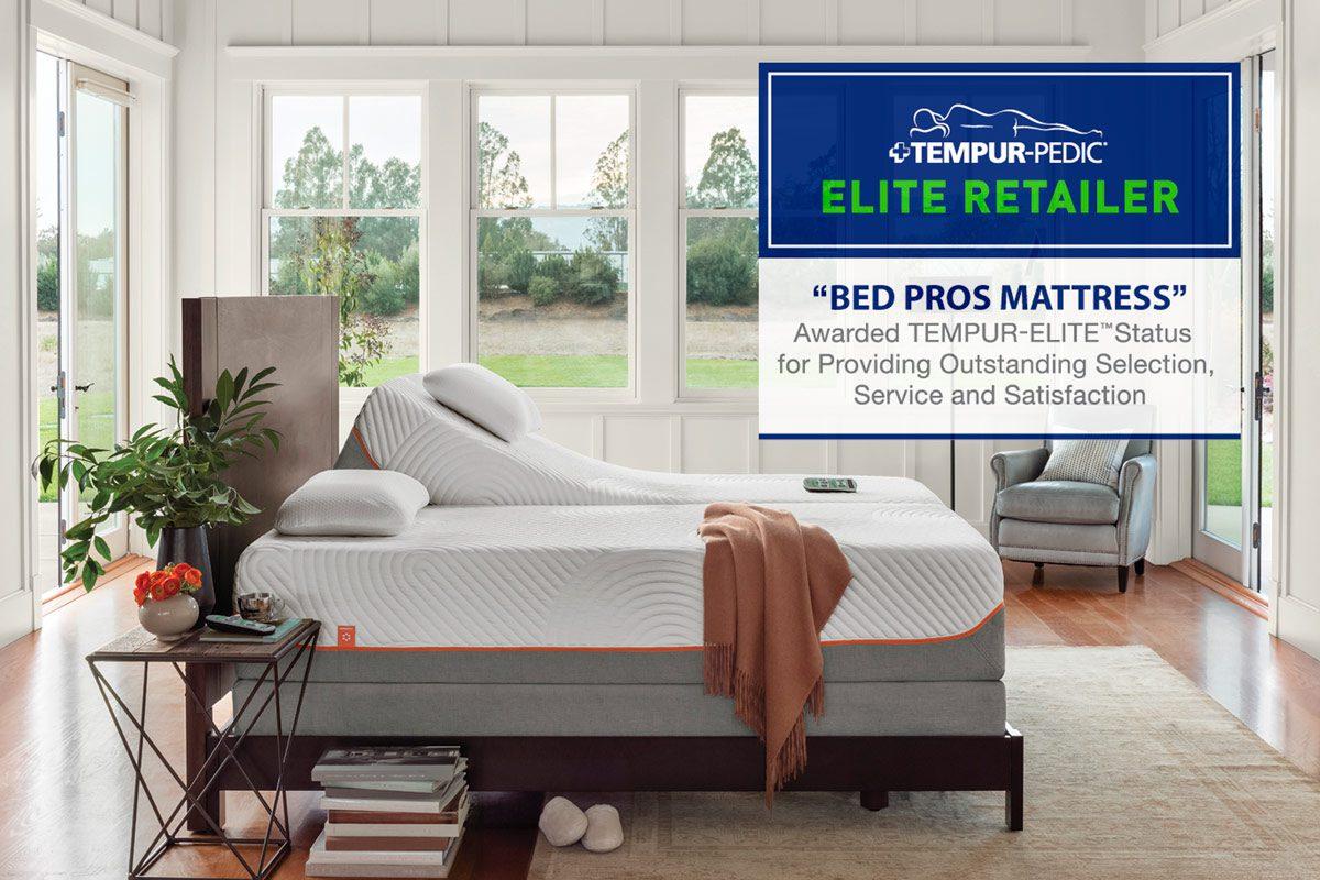 Bed Pros Mattress Tempur Pedic