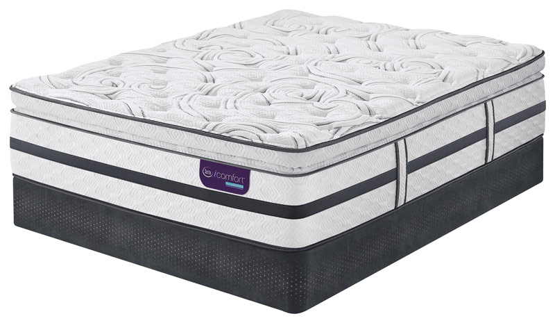 Merit Ii Super Pillow Top ⋆ Bed Pros Mattress