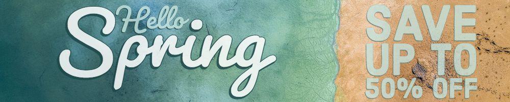 Spring Mattress Sale Banner