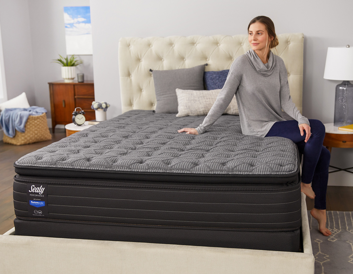 Sealy Woodlake Pillow Top Mattress